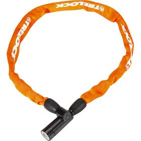 Trelock BC 115 Chain Lock 60cm, pomarańczowy